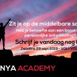 Flyer_Dunya Academy 2019-2020